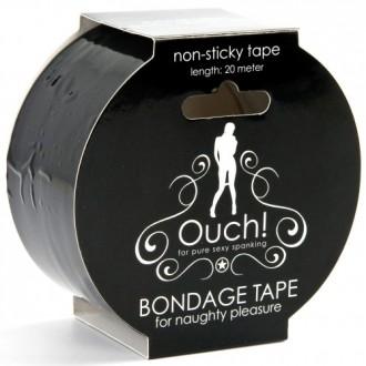 OUCH! BONDAGE TAPE BLACK