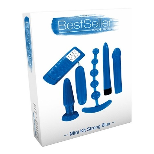 BESTSELLER MINI KIT STRONG BLUE