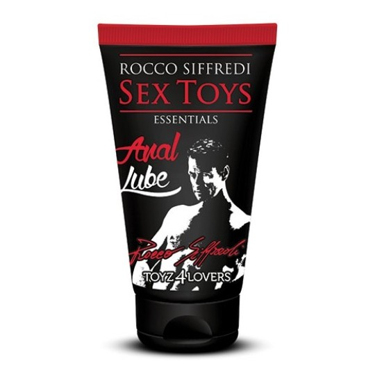 WATER BASED ROCCO SIFFREDI ANAL LURICANT 50ML