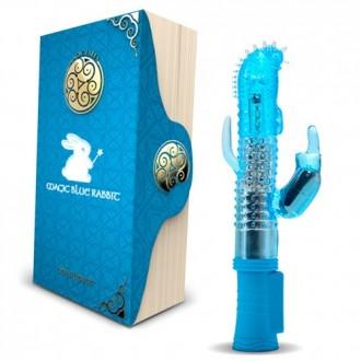 VIBRADOR MAGIC TALES MAGIC BLUE RABBIT