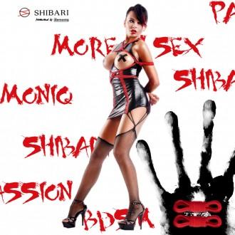 DEMONIQ DRESS PACK YURIKO SHIBARI BLACK
