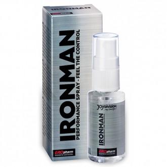 SPRAY RETARDANTE IRONMAN 30 ML