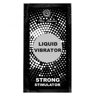 STRONG LIQUID VIBRATOR GEL 2ML