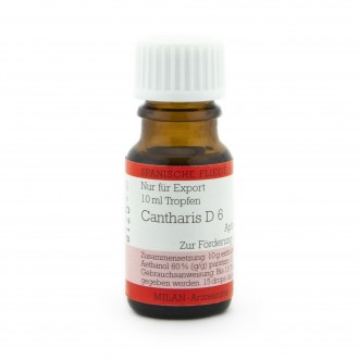 GOTAS CANTHARIS D6 10ML