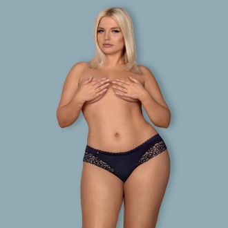 OBSESSIVE DRIMERA PANTIES TAILLE QUEEN BLUE