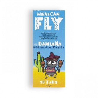 COMPRIMIDOS MEXICAN FLY