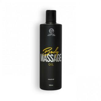ACEITE DE MASAJE COBECO BODY MASSAGE OIL 500ML