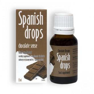 GOTAS SPANISH FLY CHOCOLATE 15ML