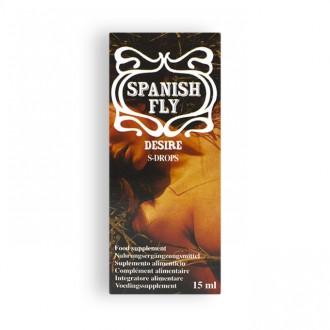 SPANISH FLY DESIRE DROPS 15ML
