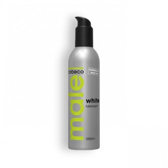 MALE WHITE WATER BASED LUBRICANT 250ML
