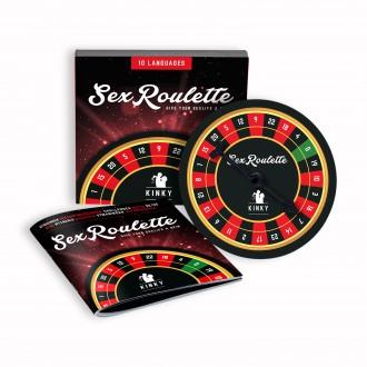 SEX ROULETTE KINKY PLAY NL-DE-EN-FR-ES-IT-PL-RU-SE-NO