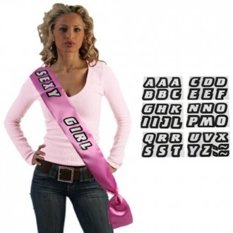 CUSTOMIZABLE PARTY BAND PINK