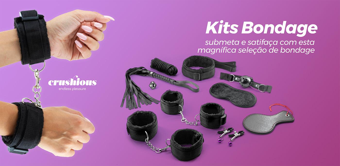Crushious Bondage Kits